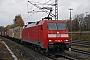 """Siemens 20288 - Railion """"152 161-6"""" 16.11.2008 - Rheydt, GüterbahnhofWolfgang Scheer"""