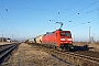 "Siemens 20288 - Railion ""152 161-6"" 21.01.2009 - AngersdorfNils Hecklau"