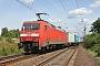 """Siemens 20288 - DB Schenker """"152 161-6"""" 01.08.2012 - EschedeGerd Zerulla"""