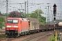 """Siemens 20288 - DB Schenker """"152 161-6"""" 09.05.2013 - WunstorfThomas Wohlfarth"""