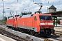 "Siemens 20288 - DB Cargo ""152 161-6"" 21.06.2016 - BremenAndré Grouillet"