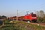 """Siemens 20288 - DB Cargo """"152 161-6"""" 07.05.2020 - WeißenfelsDirk Einsiedel"""