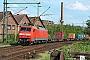 "Siemens 20288 - Railion ""152 161-6"" 09.05.2007 - Hamburg-Harburg Alexander Leroy"