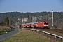 """Siemens 20320 - DB Regio """"182 023-2"""" 19.03.2015 - StrandMarcus Schrödter"""