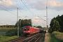 """Siemens 20320 - DB Regio """"182 023-2"""" 08.07.2017 - SildemowPeter Wegner"""