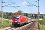 """Siemens 20413 - ÖBB """"1116 016-5"""" 20.06.2007 - DürrwienMartin Konecny"""