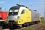 "Siemens 20563 - TXL ""ES 64 U2-007"" 14.09.2003 - Kornwestheim, BetriebshofHermann Raabe"