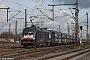 "Siemens 20563 - NIAG ""ES 64 U2-007"" 22.01.2021 - Oberhausen, Abzweig MathildeRolf Alberts"