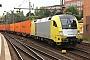 """Siemens 20566 - TXL """"ES 64 U2-010"""" 02.10.2012 - Hamburg-HarburgPatrick Bock"""