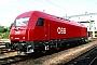 "Siemens 20594 - �BB ""2016 020-6"" 18.06.2003 Sopron [H] Gyözö Pintenics"