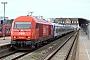 "Siemens 20617 - NOB ""2016 043-8"" 19.09.2006 Westerland(Sylt) [D] Nahne Johannsen"