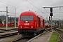 """Siemens 20638 - �BB """"2016 064-4"""" 03.08.2005 Salzburg,Hauptbahnhof [A] Oliver Wadewitz"""