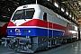 """Siemens 20645 - OSE """"120 007"""" 08.08.2008 - Thessaloniki, depotBill Choriatis"""