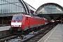 """Siemens 20705 - DB Schenker """"189 028-4"""" 24.10.2008 - Amsterdam CentraalLeon Schrijvers"""