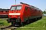 "Siemens 20705 - Railion ""189 028-4"" 29.05.2005 - Engelsdorf, BahnbetriebswerkDaniel Berg"