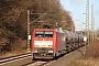 """Siemens 20705 - DB Cargo """"189 028-4"""" 27.11.2016 - HasteThomas Wohlfarth"""