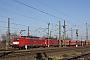 """Siemens 20705 - DB Cargo """"189 028-4"""" 28.02.2021 - Oberhausen, Abzweig MathildeIngmar Weidig"""