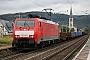 "Siemens 20705 - DB Cargo ""189 028-4"" 27.08.2021 - BoppardThomas Wohlfarth"