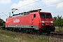 """Siemens 20722 - DB Schenker """"189 042-5 """" 26.06.2009 - WiesentalWolfgang Mauser"""