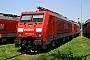 "Siemens 20722 - Railion ""189 042-5"" 28.05.2005 - Leipzig-Engelsdorf, BahnbetriebswerkDaniel Berg"