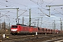 """Siemens 20722 - DB Cargo """"189 042-5"""" 20.03.2021 - Oberhausen, Abzweig MathildeIngmar Weidig"""