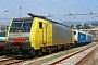 """Siemens 20735 - NORDCARGO """"ES 64 F4-009"""" 11.04.2009 - ChiassoDaniele Monza"""