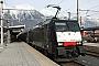 """Siemens 20736 - NORDCARGO """"ES 64 F4-090"""" 04.02.2010 - InnsbruckThomas Wohlfarth"""