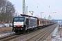 """Siemens 20736 - Captrain """"ES 64 F4-090"""" 15.01.2013 - TostedtAndreas Kriegisch"""