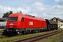 """Siemens 20999 - �BB """"2016 075-0"""" 10.09.2007 RiedimInnkreis [A] André Grouillet"""