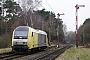 """Siemens 21027 - HSL Logistik """"ER 20-003"""" 28.03.2010 Estorf(Weser) [D] Frank Weber"""
