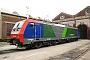 """Siemens 21141 - NORDCARGO """"E 474-017 SR"""" 26.05.2006 - Novate MilanesePaolo Ciochetta"""