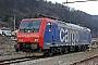 """Siemens 21141 - SBB Cargo """"474 017"""" 26.01.2012 - ChiassoLuca Pozzi"""