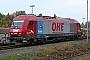 """Siemens 21155 - OHE """"270081"""" 15.10.2008 Celle [D] Alexander Leroy"""