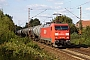 "Siemens 21158 - Railion ""152 075-8"" 20.09.2008 - AhlemThomas Wohlfarth"