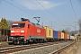"""Siemens 21158 - DB Schenker """"152 075-8 """" 15.03.2012 - Ludwigsau-FriedlosOliver Wadewitz"""