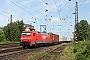 """Siemens 21158 - DB Schenker """"152 075-8"""" 26.05.2012 - Leipzig-MockauDaniel Berg"""