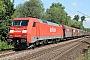"""Siemens 21158 - DB Schenker """"152 075-8"""" 20.07.2013 - RheinbreitbachDaniel Kempf"""