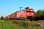 """Siemens 21158 - DB Schenker """"152 075-8"""" 10.09.2015 - Babenhausen (Hessen)Kurt Sattig"""