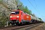 """Siemens 21158 - DB Schenker """"152 075-8"""" 09.04.2011 - DieburgKurt Sattig"""