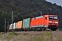 """Siemens 21158 - DB Cargo """"152 075-8"""" 28.10.2019 - Freden (Leine)Rik Hartl"""