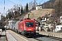"""Siemens 21221 - ÖBB  """"1116 272"""" 09.03.2018 - Steinach in TirolThomas Wohlfarth"""