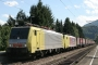 "Siemens 21244 - Lokomotion ""ES 64 F4-031"" 22.08.2007 - OberaudorfWolfgang Mauser"