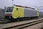 """Siemens 21244 - RAIL ONE """"ES 64 F4-031"""" 17.12.2006 - RiminiRoberto Di Trani"""