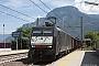 """Siemens 21244 - Lokomotion """"ES 64 F4-031"""" 08.08.2019 - SalornoMartin Welzel"""
