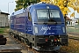 "Siemens 21315 - MGW ""183 500"" 08.10.2008 Aschaffenburg,Hafenbahnhof [D] Albert Hitfield"