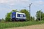 """Siemens 21403 - Metrans """"761 002-5"""" 11.05.2011 Bezenye [H] Juraj Streber"""