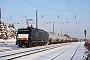"""Siemens 21484 - HSL """"ES 64 F4-211"""" 12.01.2010 - Leipzig-WiederitzschDaniel Berg"""