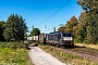 """Siemens 21488 - Rail Force One """"ES 64 F4-281"""" 25.09.2021 - Leverkusen-AlkenrathFabian Halsig"""