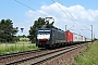 "Siemens 21517 - Lokomotion ""ES 64 F4-112"" 08.06.2013 - WiesentalWolfgang Mauser"