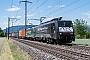 """Siemens 21517 - SBB Cargo """"ES 64 F4-112"""" 29.05.2020 - EikenRené Kaufmann"""